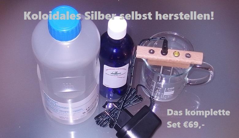 Silbergenerator