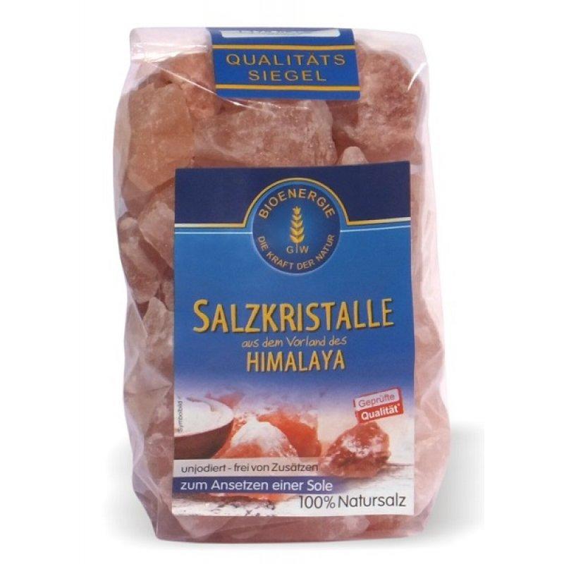 Wagner Himalaya Salz Ganze Steine 1kg