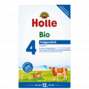 HOLLE Bio Folgemilch 4 600g