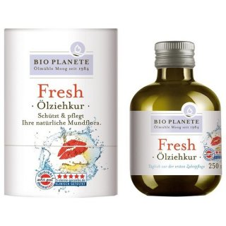BIO PLANET Fresh Ölziehkur250ml