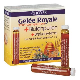 HOYER Gelee Royal 10x10ml