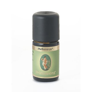 PRIMAVERA Pfefferminze Bio 5ml
