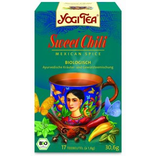 YOGI TEA Sweet Chilli 17x1,8g